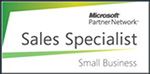Microsoft Small Business Sales Specialist